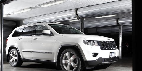 2013 JEEP GRAND CHEROKEE JET Review