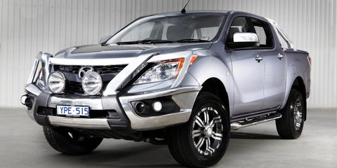 2012 MAZDA BT50 GT Review