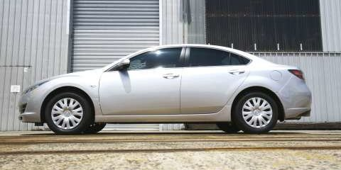2008 MAZDA6 LIMITED Review
