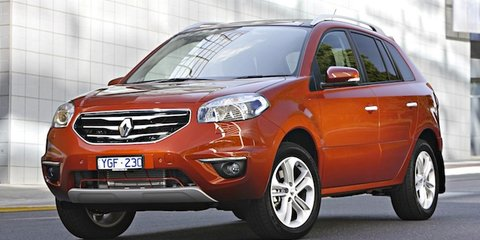 2012 RENAULT KOLEOS PRIVILEGE Review