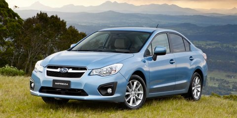 2012 SUBARU IMPREZA 2.0i-L (AWD) Review