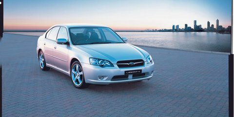 2006 SUBARU LIBERTY Review