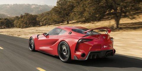 Toyota Supra to have BMW engine, Toyota hybrid system - report