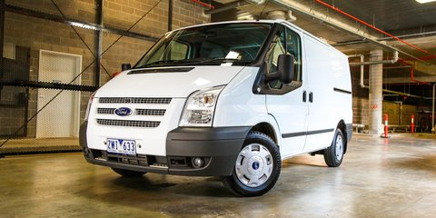 Ford Transit Review : Moving house weekender