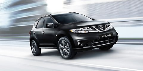2014 Nissan Murano gets safety upgrades