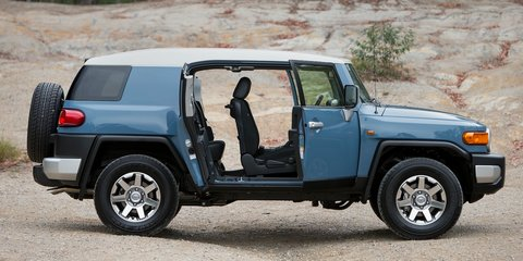 Toyota FJ Cruiser production to end in August