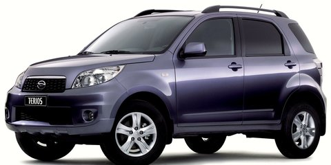Toyota sub-compact SUV expected soon