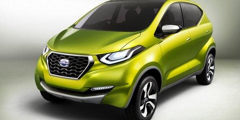Datsun Redi-Go concept SUV revealed