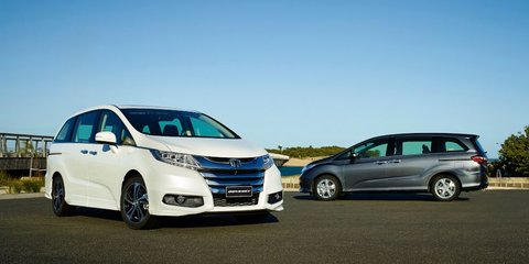 2014 Honda Odyssey : pricing and specifications