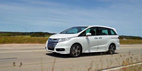 2014 Honda Odyssey Review