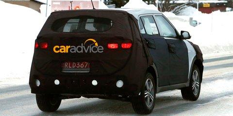 Hyundai ix25 : Sub-compact SUV spied