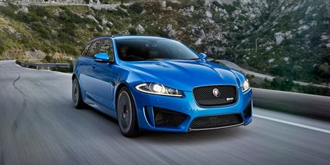 Jaguar XFR-S Sportbrake revealed