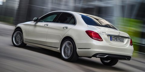 "Mercedes-Benz C-Class to spawn sexy SUV, one of ""more than 10"" new models"