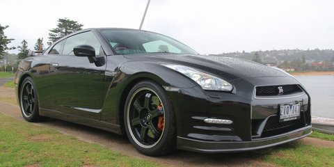 Nissan GT-R Review: Black Edition
