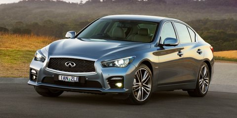 Infiniti Q50 : pricing and specifications