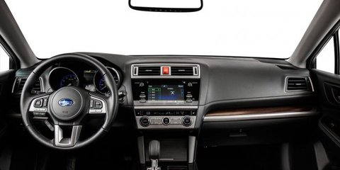 2015 Subaru Liberty specifications revealed