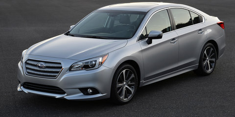 2014 Subaru Liberty : first official images and details
