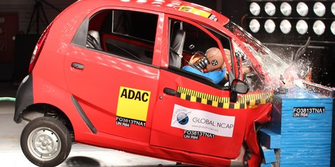 Global NCAP slams Indian small car safety following mass failure