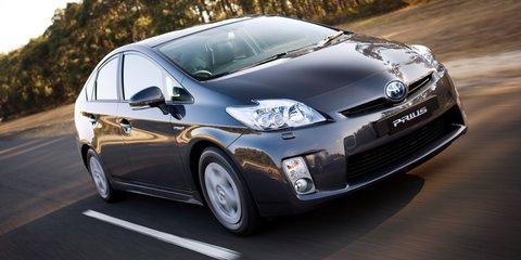 Toyota Corolla, Prius, Prius V, Rukus, Lexus CT200h recalled for fuel-leak fix