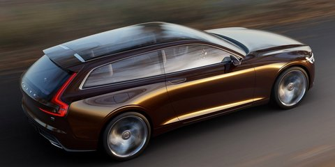 Volvo Concept Estate images leaked ahead of Geneva debut