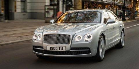 2014 Bentley Continental GT Speed, Flying Spur V8 revealed