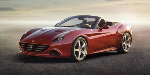 Ferrari California T : 755Nm roadster becomes first turbo stallion in two decades