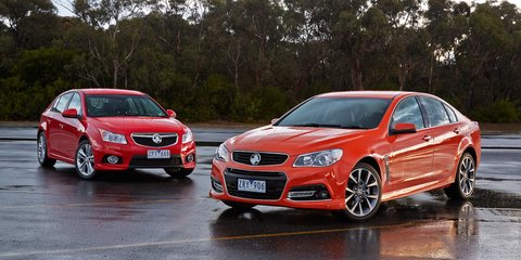Holden appoints Gerry Dorizas new chairman and managing director