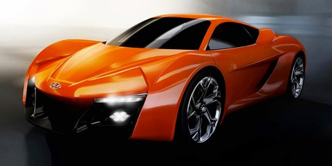 Hyundai building serious two-seater sports car