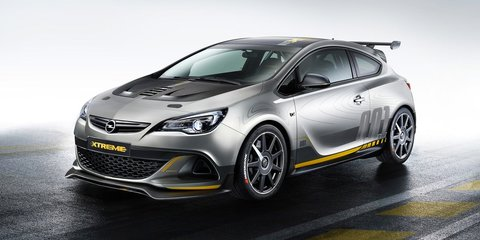 Opel Astra OPC Extreme : 224kW-plus hot-hatch revealed