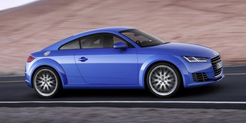 2014 Audi TT and TTS : new-gen compact coupes revealed