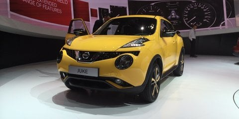 Nissan Juke : facelifted SUV gets 1.2-litre turbo, bigger boot, more tech