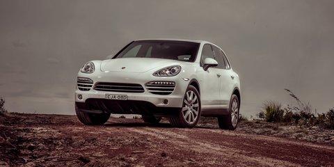Porsche Cayenne Diesel Review