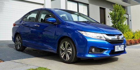 2014 Honda City arriving in April