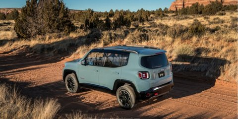 2015 Jeep Renegade : baby Jeep leaked