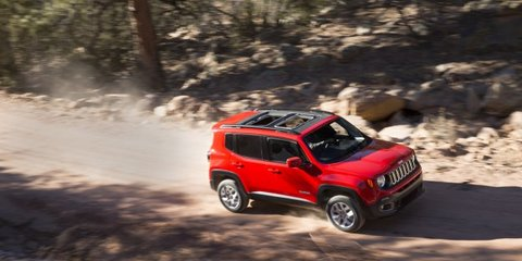 2015 Jeep Renegade : Technical guide