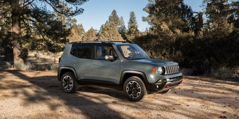 2015 Jeep Renegade Trailhawk : Off-roading baby SUV