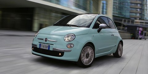 2014 Fiat 500 revealed with new Cult flagship variant