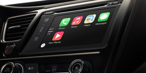Ferrari first in the market with Apple CarPlay media system