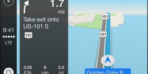 Apple CarPlay announced : iPhone on four wheels