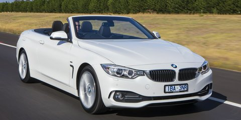 BMW 420i Convertible added to local ranks as new entry model