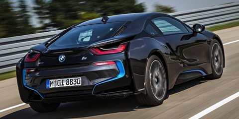 BMW i8 to be more fuel efficient than expected; claims 2.1L/100km, 49g/km CO2