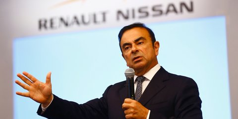 A diary by Renault-Nissan's celebrity CEO, Carlos Ghosn