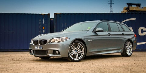 2014 BMW 535i Touring: Week with Review