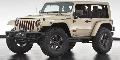 Jeep Wrangler next-generation : Lighter, better aerodynamics and fuel economy