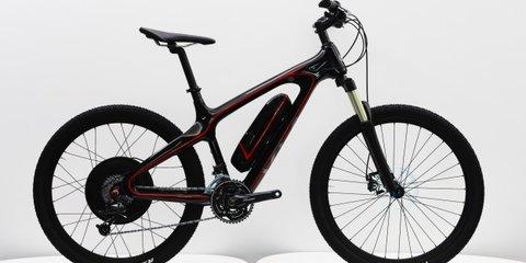 Kia KEB : Electric bicycles unveiled