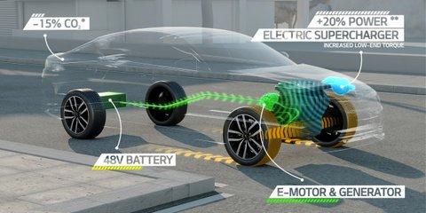 Kia ready to take on Euros with downsized turbo engines, dual-clutch transmissions