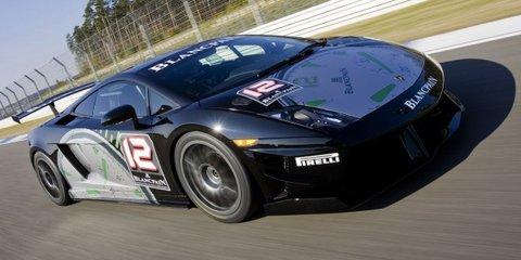Lamborghini Huracan LP610-4 Super Trofeo confirmed