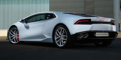 Lamborghini Huracan to be brand's best-selling car ever, says chief