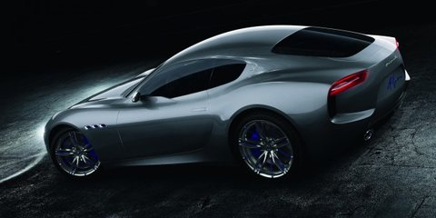 Maserati Alfieri : 2+2 coupe targets 911, geared for production