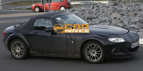 Alfa Romeo and Mazda : Fiat or Abarth Roadster partnership likely